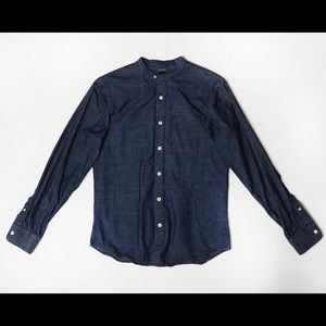 Todd Snyder Men's Chambry Button Up